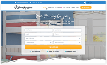 cleaning-website-theme-open-form
