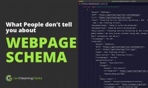 Webpage Schema