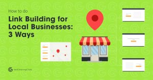 Get Cleaning Clicks - How to Do Link Building for Local Businesses 3 Ways